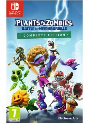 Promocja na Plants vs Zombies Battle for Neighborville