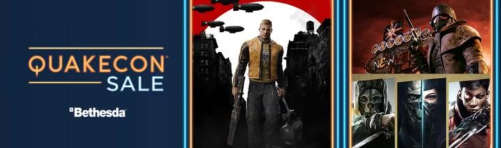 QuakeCon Sale w GOG.com