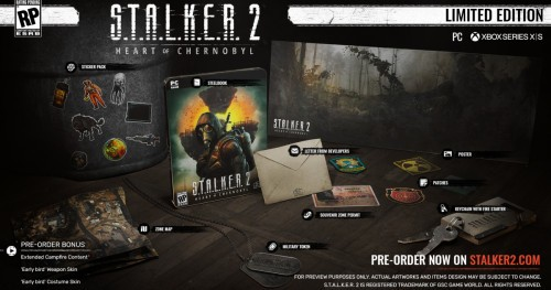 Promocja na Stalker 2 Limited Edition