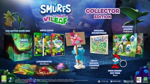 The Smurfs: Mission Vileaf - Edycja Kolekcjonerska