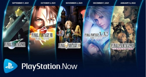 Final Fantasy_PS Now