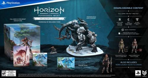 Promocja na Horizon Forbidden West Edycja Kolekcjonerska