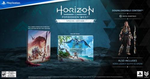 Promocja na Horizon Forbidden West Edycja Specjalna