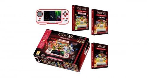 Promocja na Konsola EVERCADE Premium Pack - Namco 1 Interplay 1 Atari 1