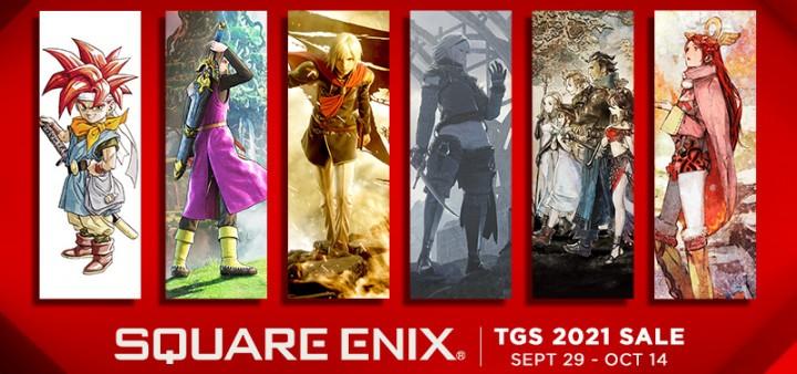 Square Enix TGS 2021