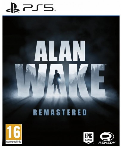 Promocja na Alan Wake Remastered