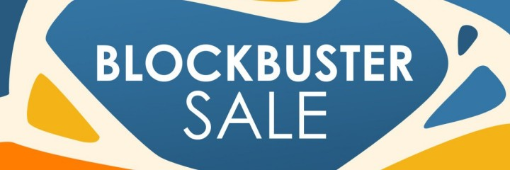 Blockbuster Sale w Nintendo eShop