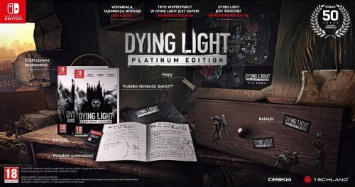 Promocja na Dying Light Platinium Edition na Nintendo Switch