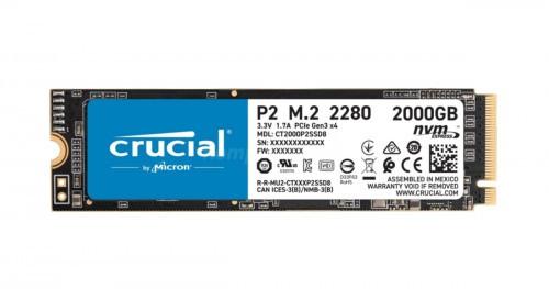 Promocja na Crucial P2 2TB