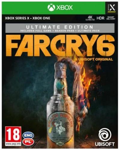 Promocja na Far Cry 6 Ultimate Edition