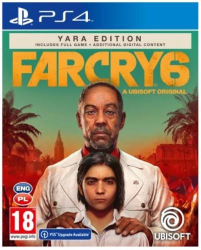 Promocja na Far Cry 6 Edycja Yara