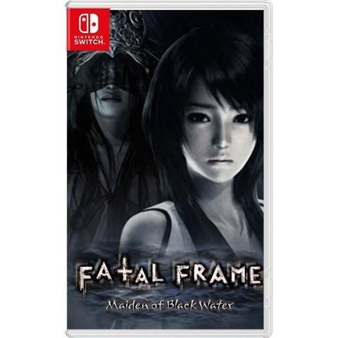 Promocja na Fatal Frame Maiden of Black Water