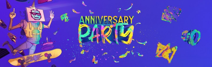 Anniversary Party w GOG.com
