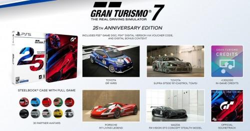 Promocja na Gran Turismo 7