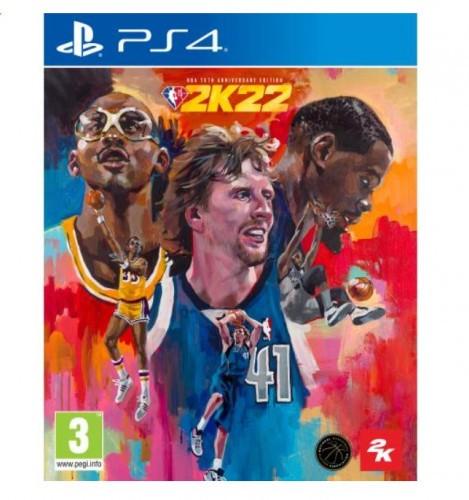 Promocja na NBA 2k22 75th Anniversary Edition