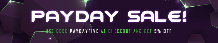 Payday Sale w CDKeys