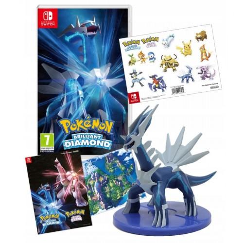 Promocja na Pokemon Brilliant Diamond