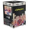 Promocja na puzzle Cyberpunk 2077
