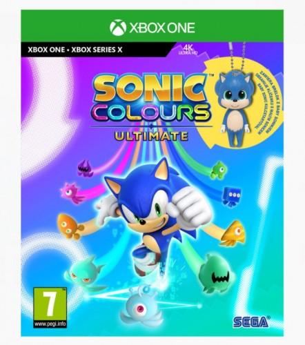 Promocja na Sonic Colours Ultimate