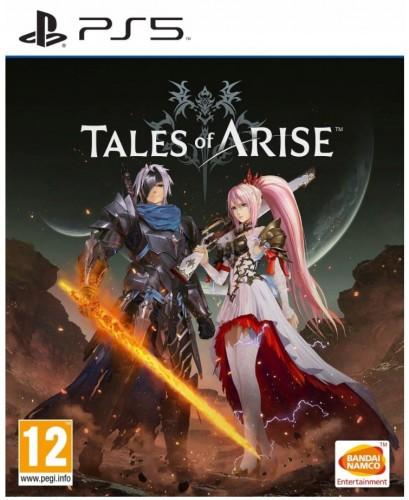 Promocja na Tales of Arise