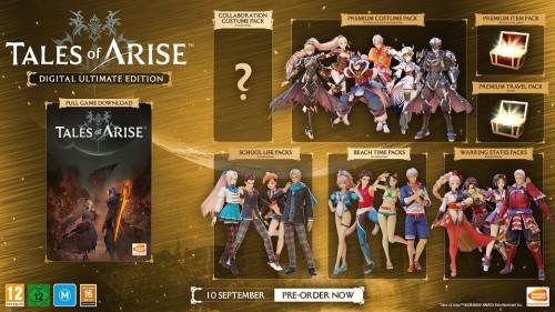 Tales of Arise - edycja Ultimate