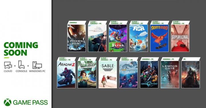Xbox Game Pass wrzesień 2021