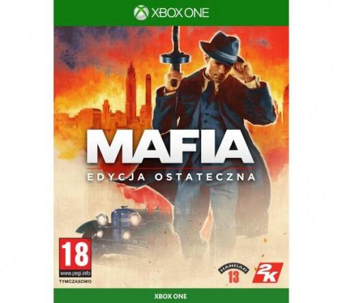 Mafia - Edycja Ostateczna_Xbox