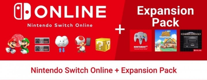 Nintendo Switch Onine Expansion Pack