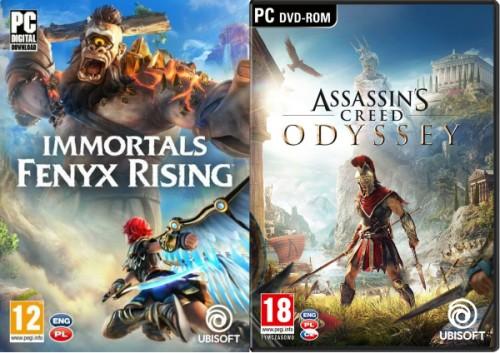 PC Immortal Odyssey