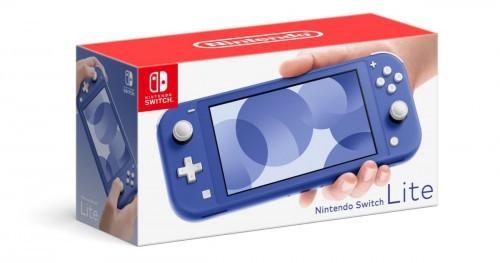 Promocja na Switch Lite Niebieski