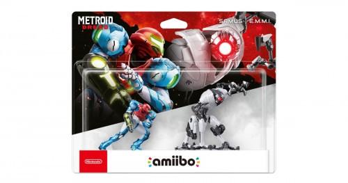 Promocja na Amiibo Metroid Dread