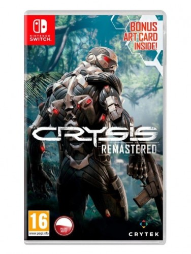 Promocja na Crysis Remastered Switch