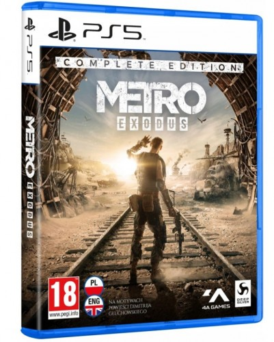Promocja na Metro Exodus Kompletna Edycja