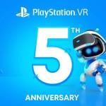 5-lecie PlayStation VR