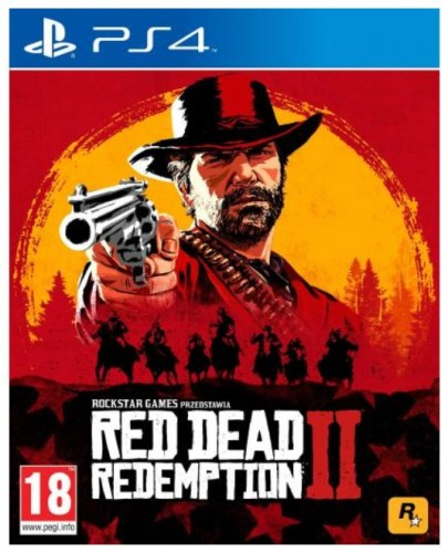 Promocja na Red Dead Redemption 2