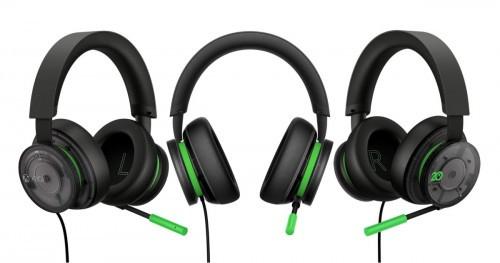 Słuchawki Xbox Series na 20-lecie
