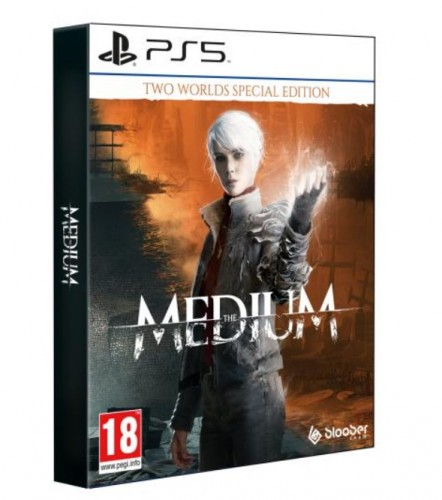 Promocja na The Medium Two Worlds Special Edition