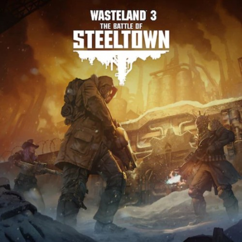 Promocja na Wasteland 3 The Battle of Steeltown